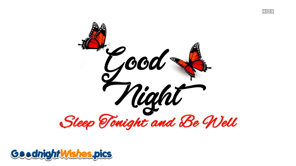 Good Night Wishes Message Free Download