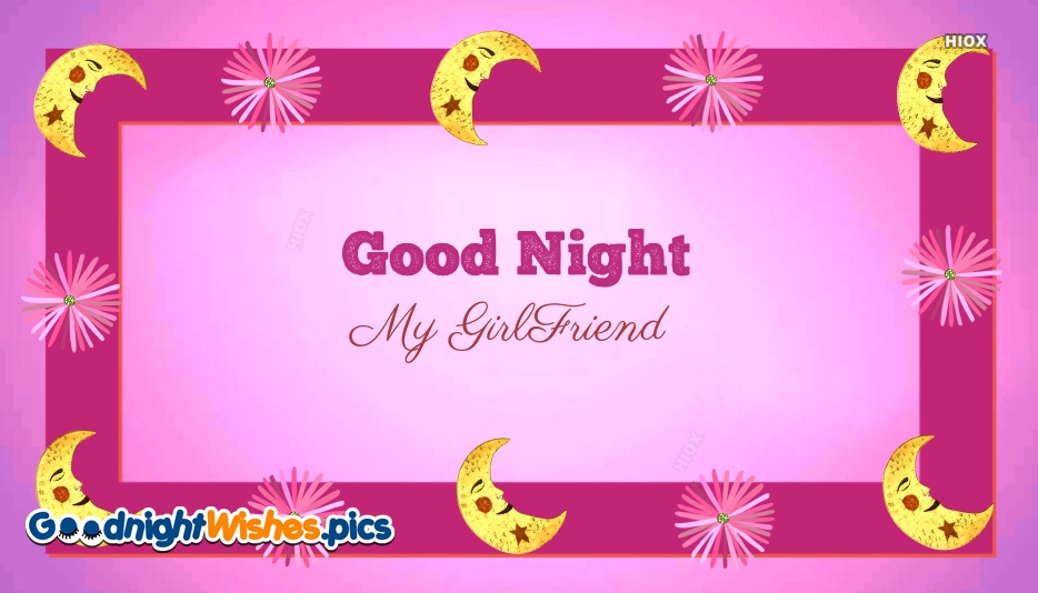 Good Night Wishes For Gf