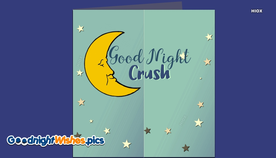 Good Night Wishes For Your Crush