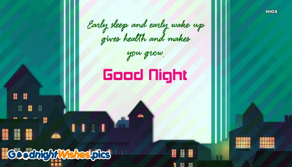 Good Night Wishes Friend