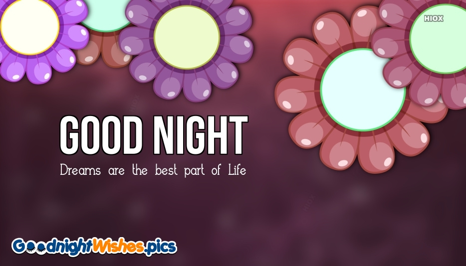 Good Night Wishes Images With Quotes