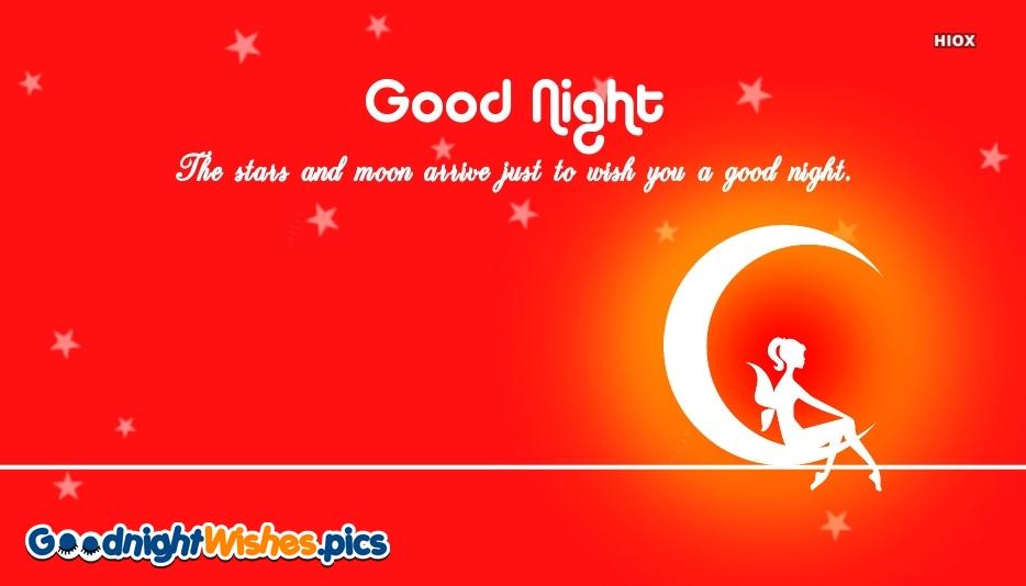 Good Night Wishes New
