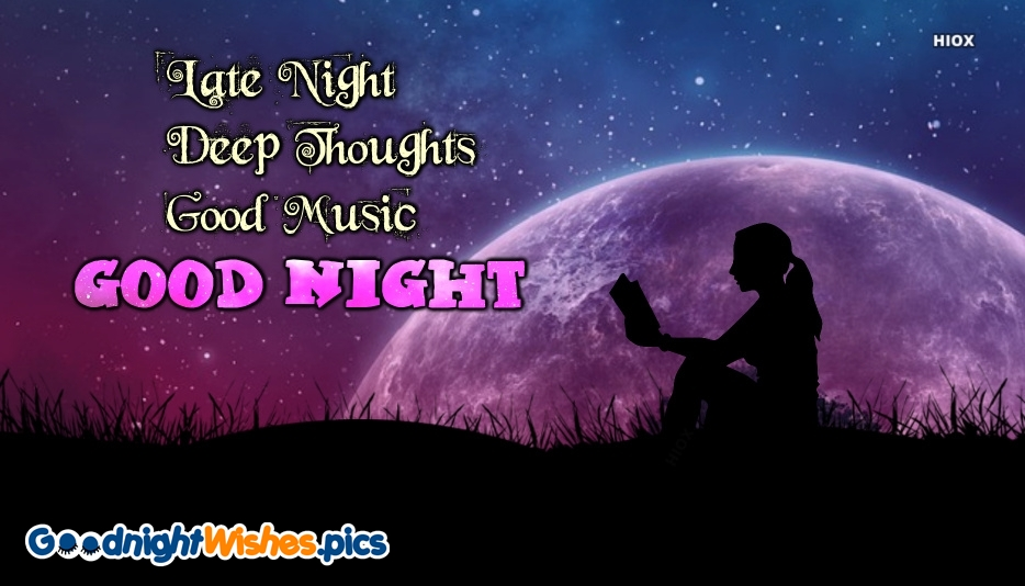 Good Night Wishes Quotes For Her