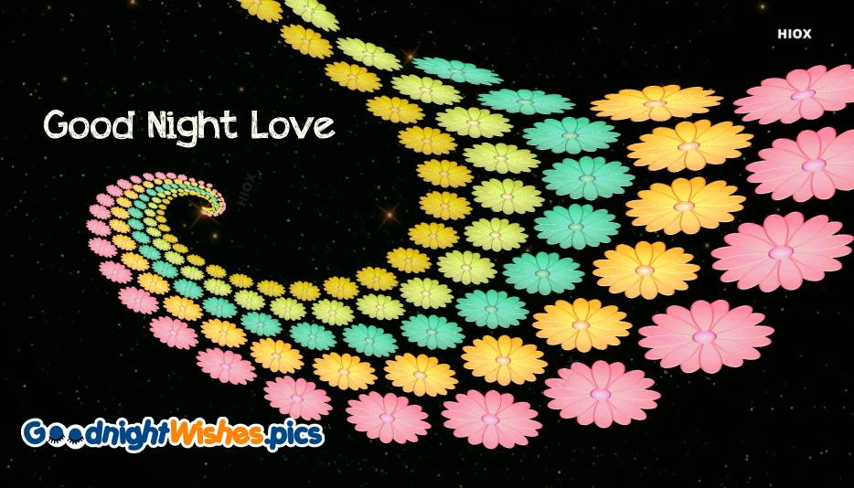 Good Night Wishes To Boyfriend