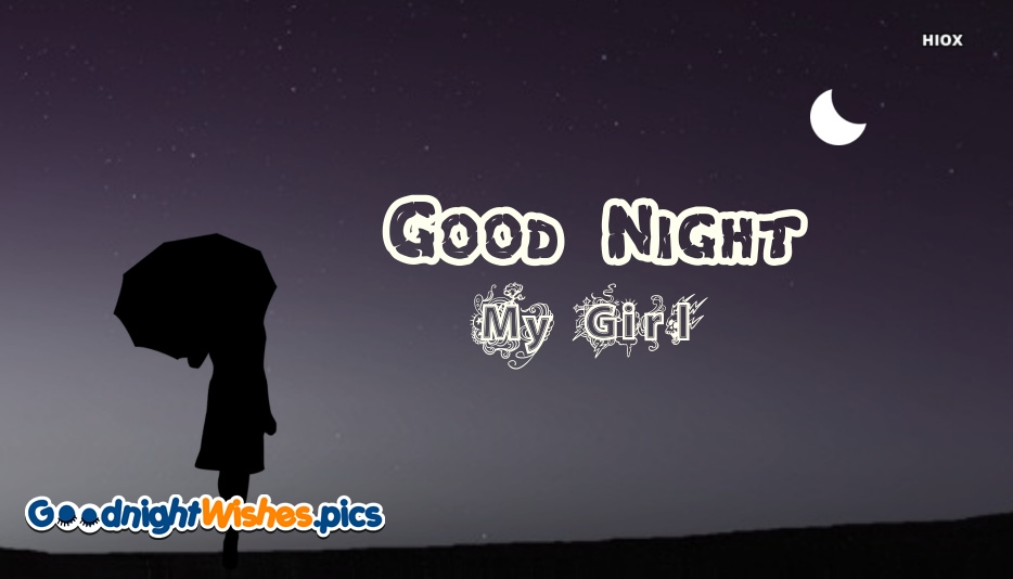 Good Night Wishes To Your Girlfriend