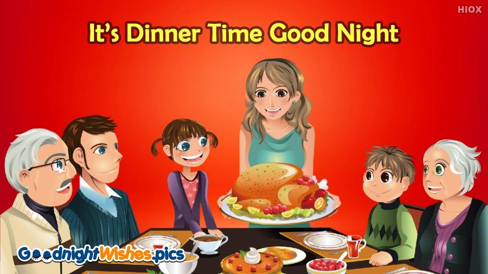 Good Night With Dinner