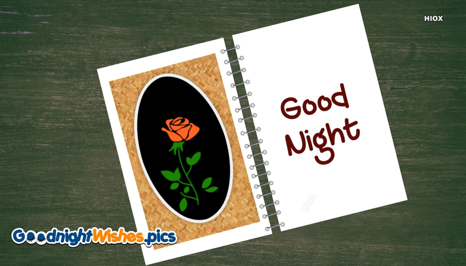 Good Night Ecards Images, Quotes
