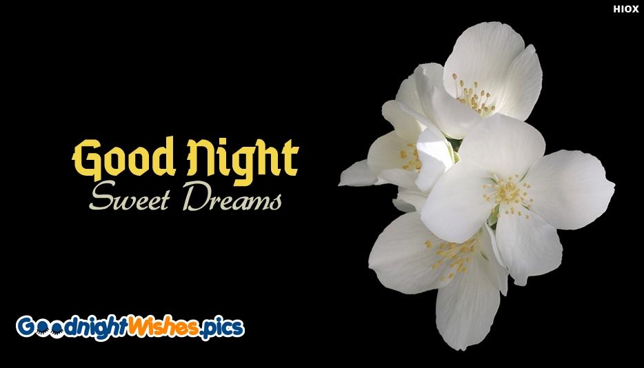 Good Night With Jasmine - Good Night Wishes With Jasmine