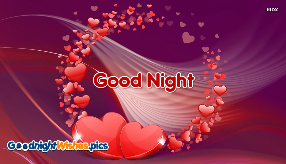 Good Night With Love Image