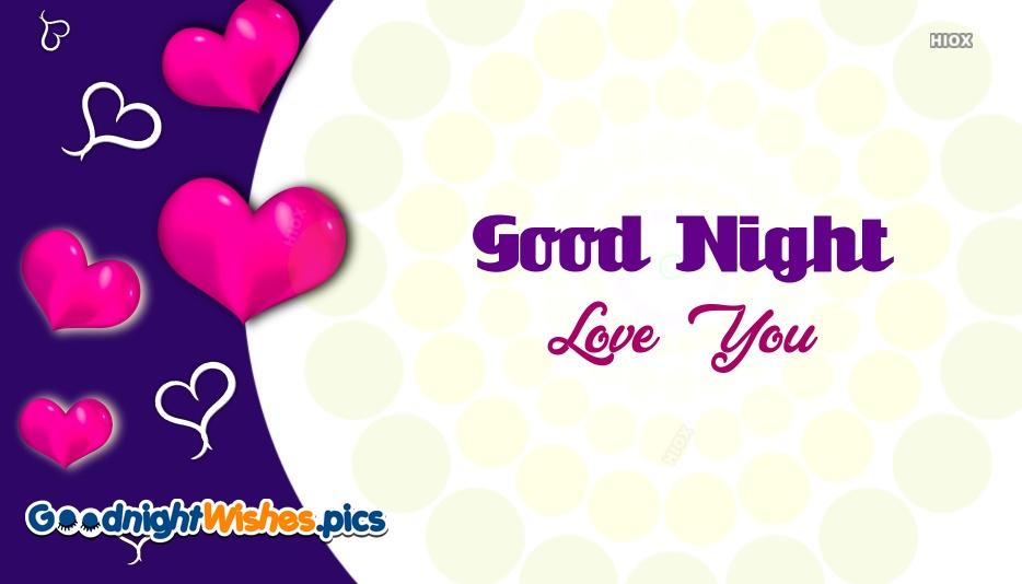 Good Night With Love U