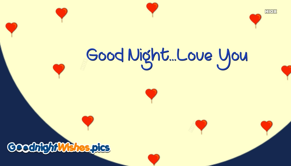 Good Night With Love U Images
