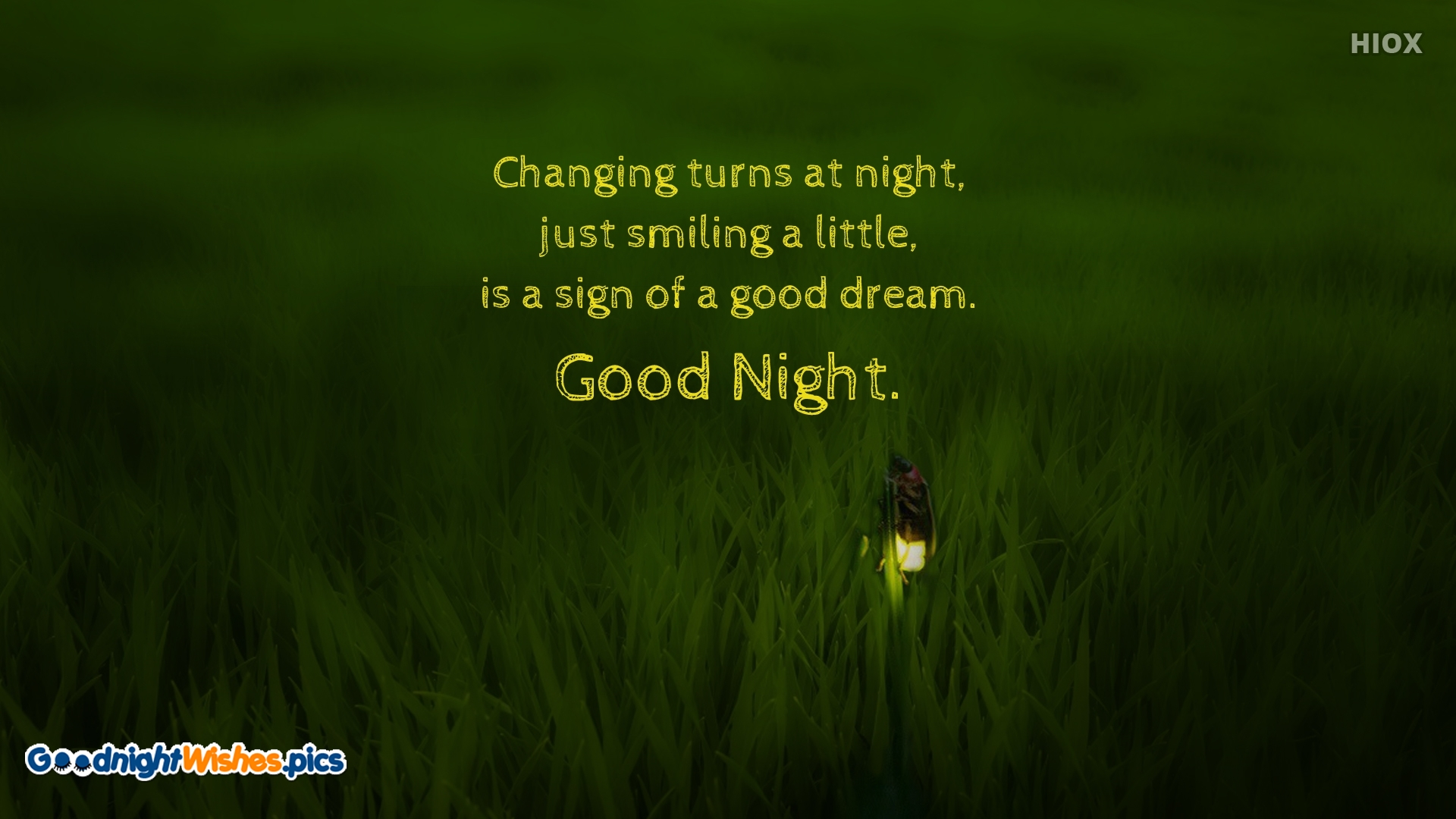 Good Night With Nice Thought