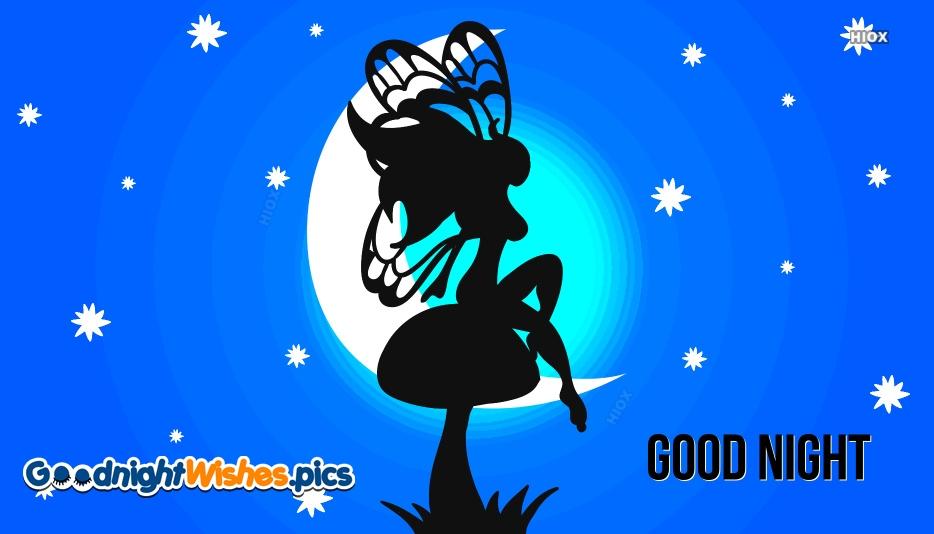 Good Night Fairy Images
