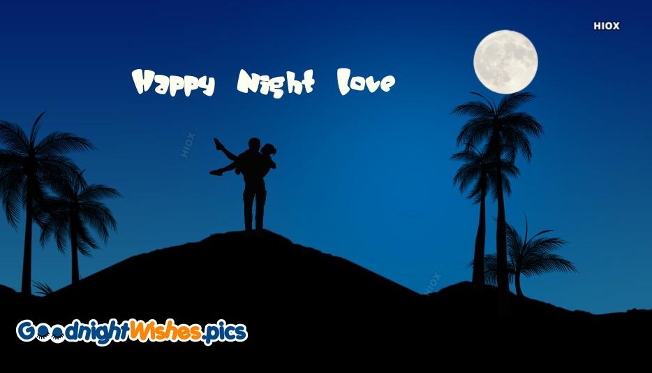 Good Night With Romantic