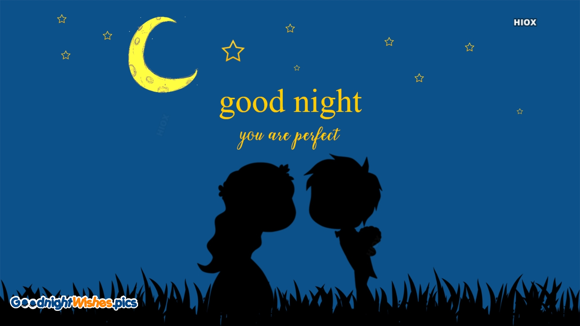 Good Night You Are Perfect