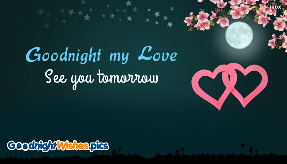 Gud Night Love U Wallpaper : Goodnight My Love Photos Wallpaper sportstle