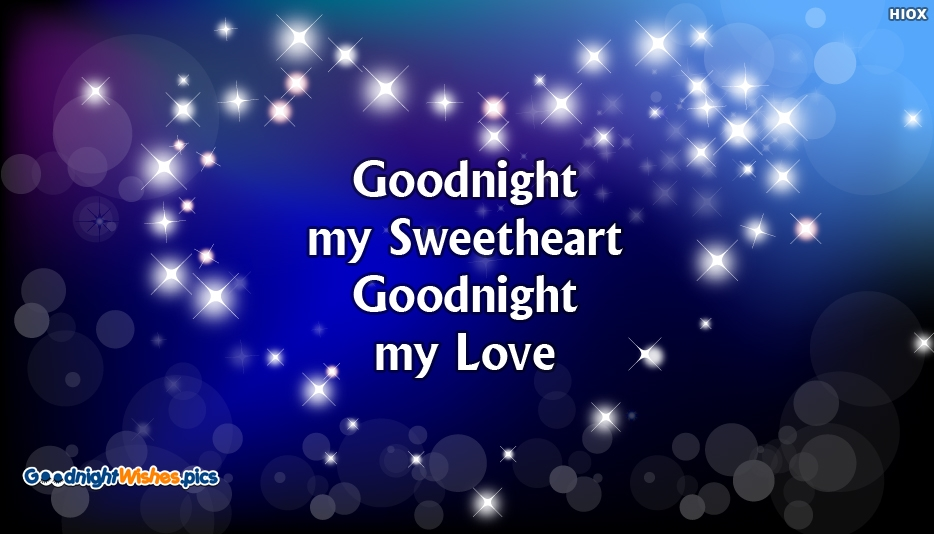 Gud Night Love U Wallpaper : Goodnight My Love Images For Him Wallpaper sportstle