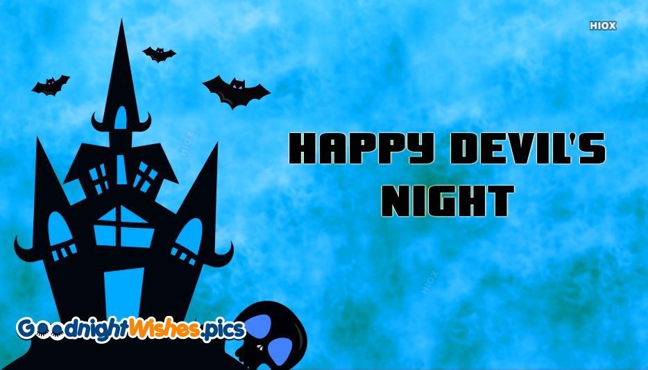 Devil Good Night Images