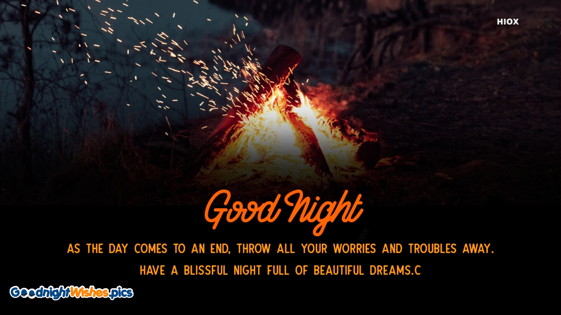 Have A Blissful Night