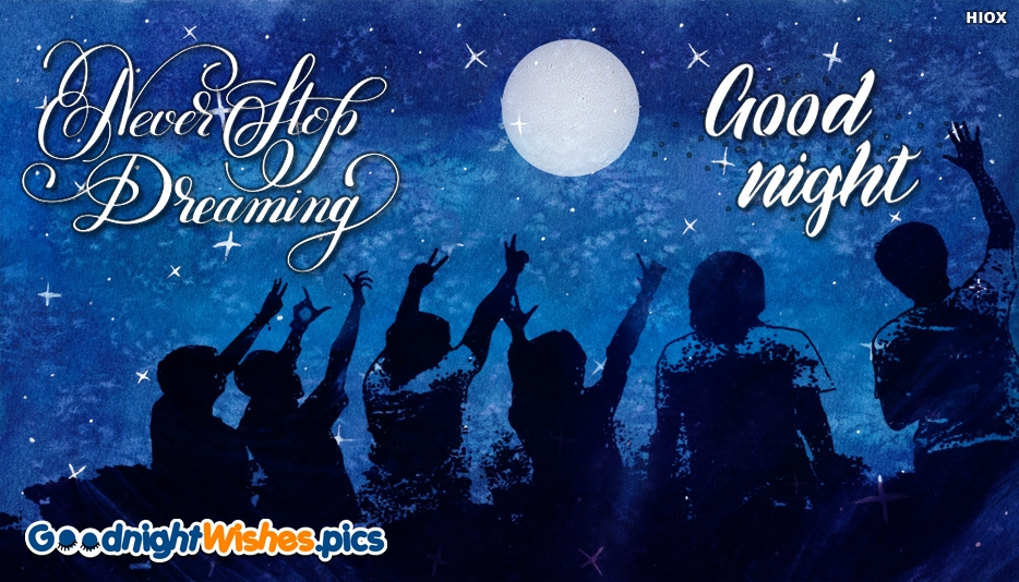 Good Night Wishes for Good Night Wishes
