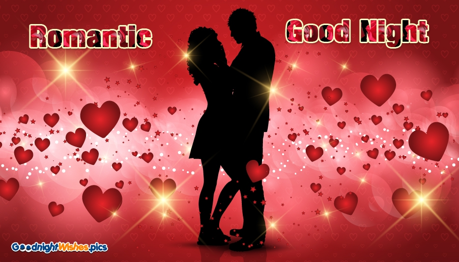 Romantic Love Good Night Wallpaper : Good Night Love Images