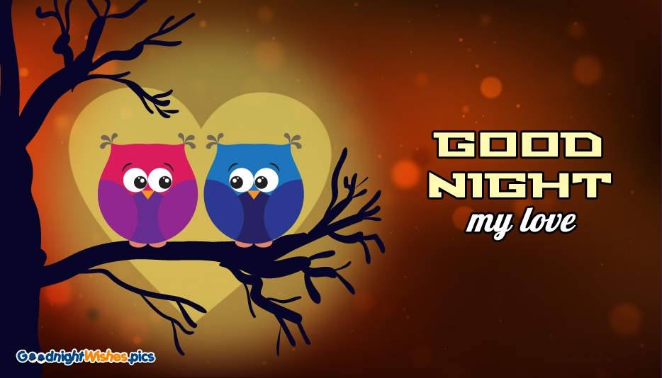 Romantic Good Night Wishes for Girlfriend @ Goodnightwishes.pics