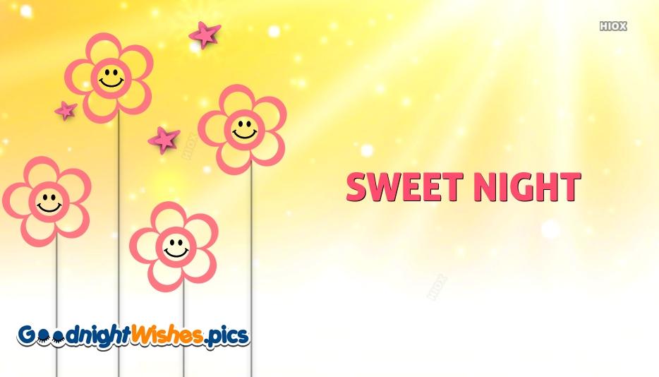 Sweet Night Wallpaper