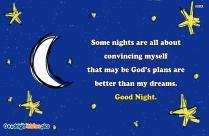Best Good Night Message