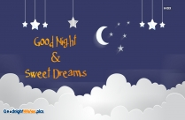 Have A Sound Sleep Good Night Message