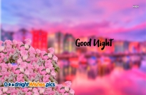 Good Night Beautiful Wishes