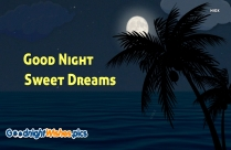 Good Night Dream Wishes