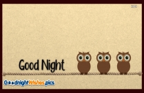 Good Night Emoji Images