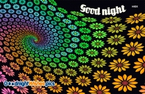 Good Night Flowers Images Free Download