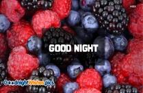 Good Night Fruit