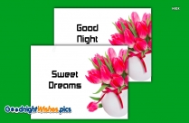 Good Night Love Rose Image