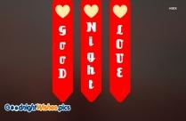 Good Night Gif Love