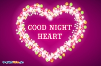 Good Night Heart
