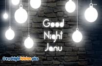 Good Night Janu