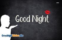 Good Night Kiss You Gif