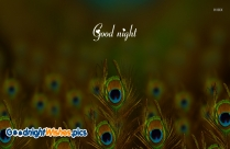 Good Night Lord Krishna