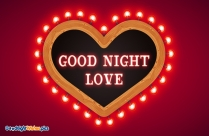 I Love You Good Night Sweet Dreams