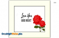 Good Night Gif Love You