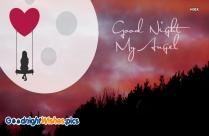 Sweet Dreams Angel Greetings Image