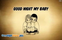 Good Night My Baby Image