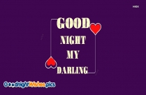 Good Night My Darling Images