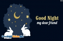 Good Night Wishes God