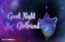 Good Night My Girlfriend
