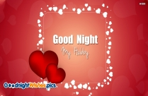 Good Night My Honey Images