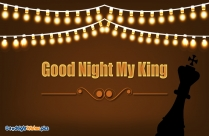 Good Night My King