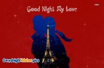 Happy Night My Love